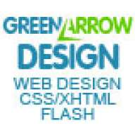 Green Arrow Design