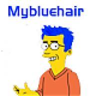 mybluehair