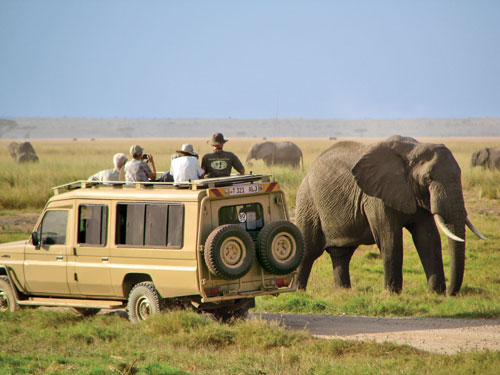 visit africa holidays