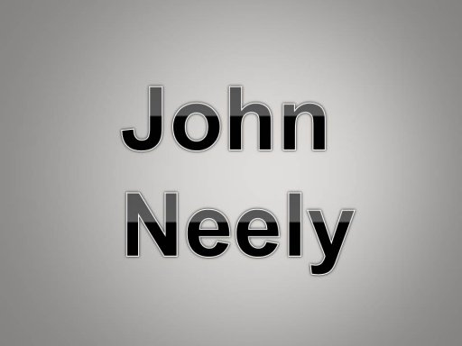 JohnNeely