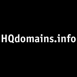 HQdomains.info