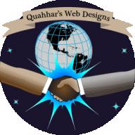 Quahhar's Web Designs