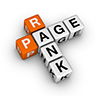pagerank Determine Keyword Ranking